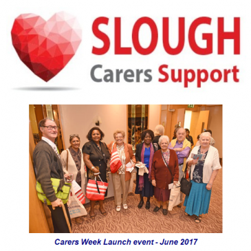 Slough Carers Newsletter