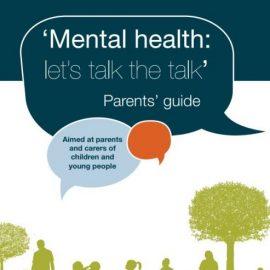Mental Health – let's talk the talk