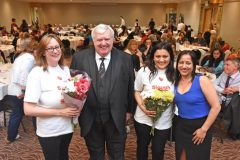 Carers week launch night at the Copthorne Hotel hosted by Slough Carers Support - Photo: Emma Sheppard - 13/06/17