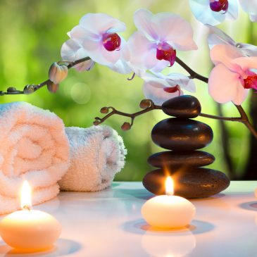 Complementary therapies and pampering?